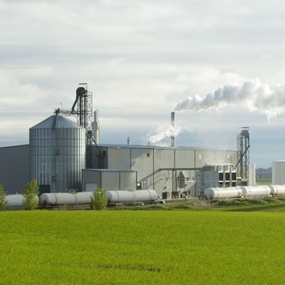 Ethanol Industry - Antibiotic Free Bacterial Control