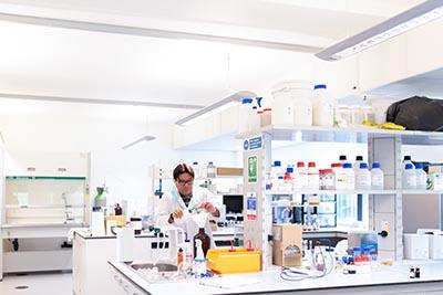 Scientist in Innovation Center, UK