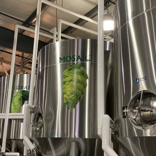 Isolate - Hop Production